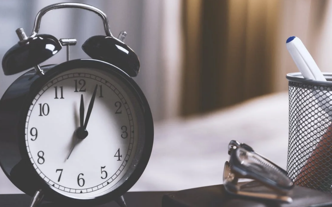 4 Steps to Teach Your Children Time Management Skills Easily